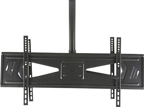 Flat Screen Ceiling Mount Dual Monitor Brackets