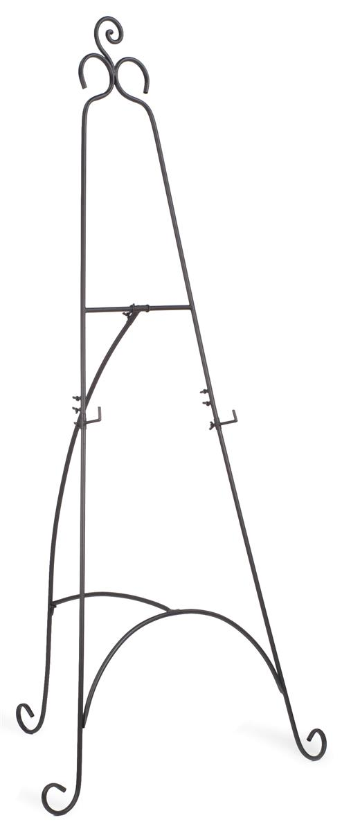This Easel That Supports Poster Frames Of Various Sizes Is