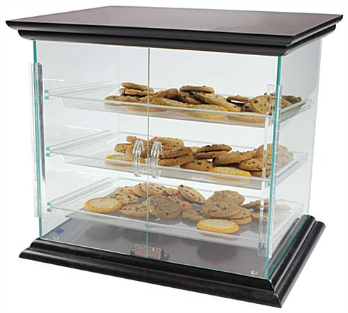 These Cookie Display Cases Are The Optimum Place For Cakes
