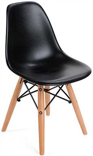 Attrayant Scooped Iconic Modern Kids Chair ...