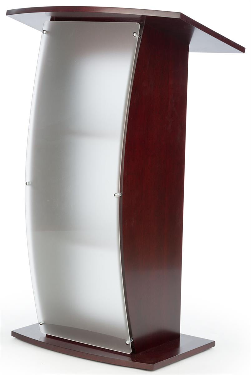 Mahogany Lecterns Wood Podiums With Contemporary Design