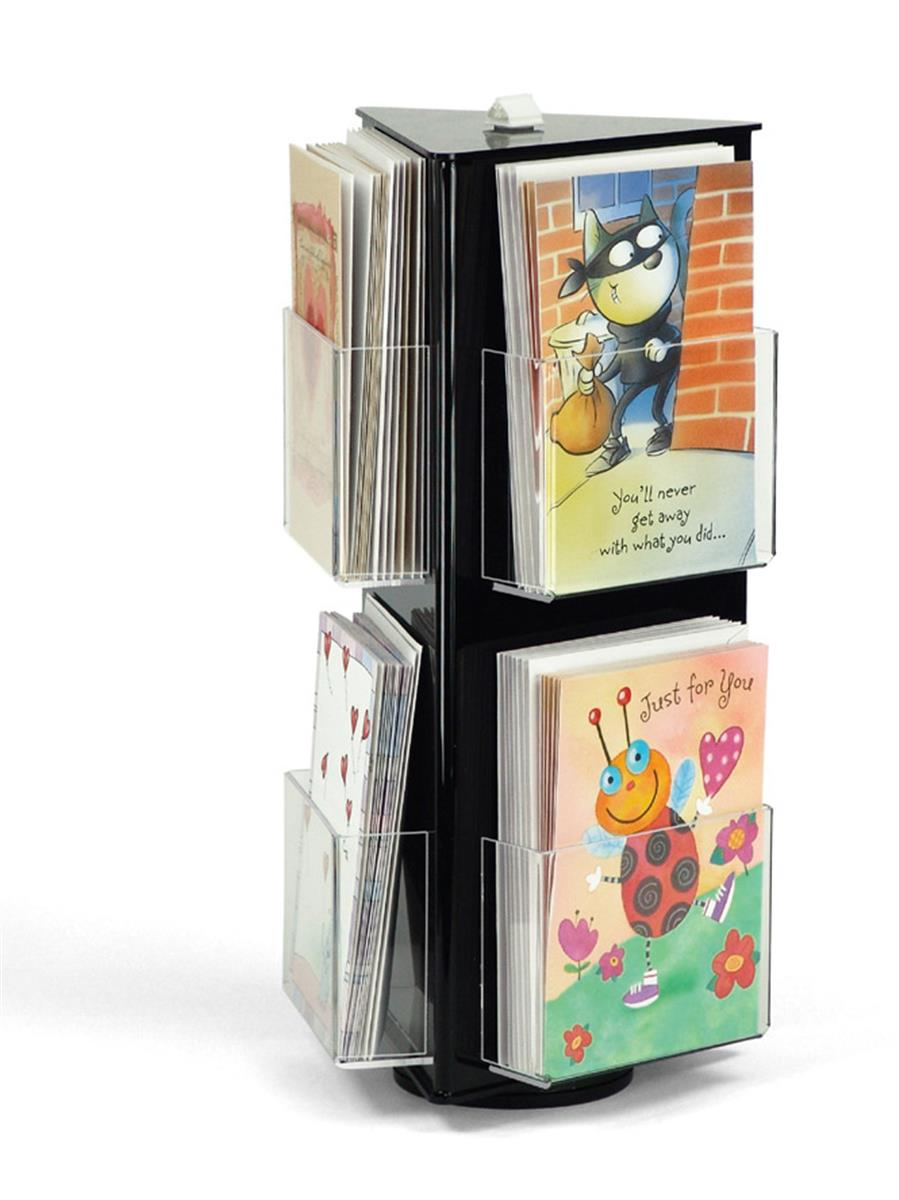 This Greeting Card Display Has A Compact Design Great For