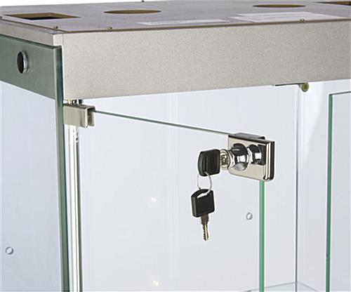 Glass Cabinets Are Our Specialty Here At Storefixture Com