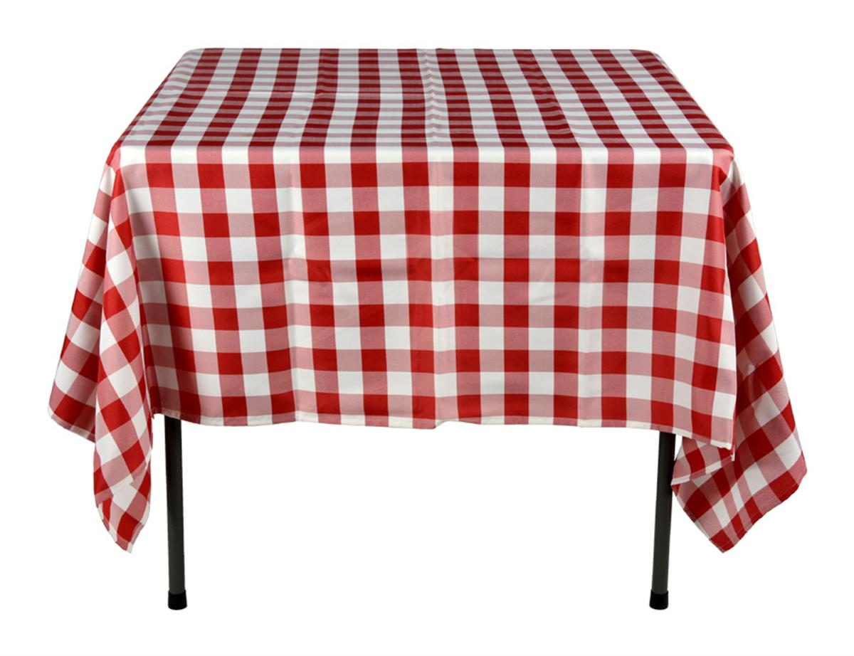These Red U0026 White Tablecloths Are 100% Polyester! Several Colors U0026 Sizes  Are Readily Available! Buy Red U0026 White Tablecloths Today!