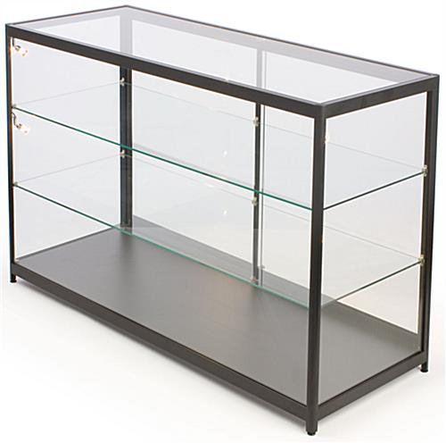 glass display case. Glass Counter: Tempered Display Case I