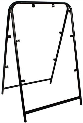 Cheap A-Frames | Lightweight Steel Signs with Two Display Options