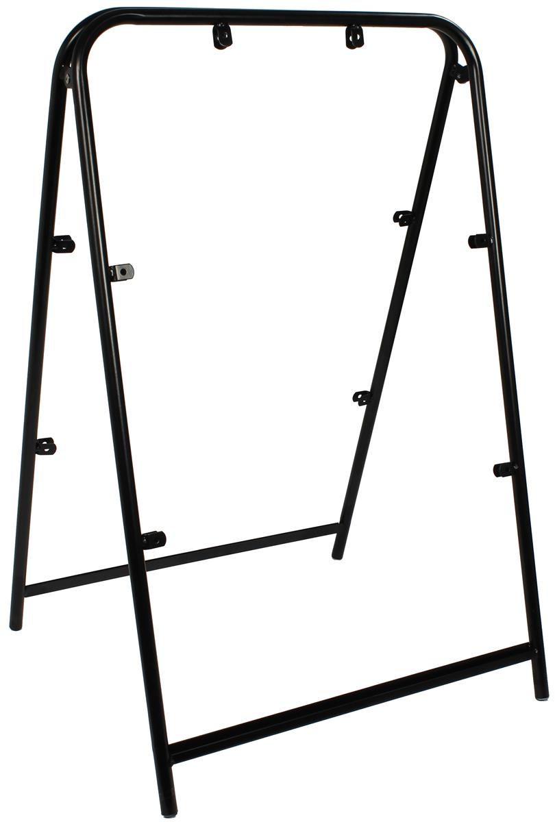 Cheap a frames lightweight steel signs with two display for Cheap a frames