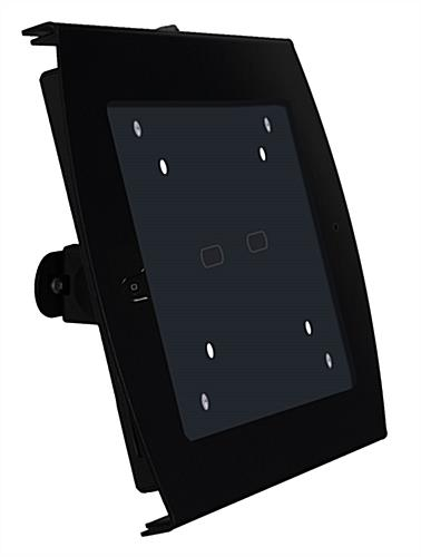 Enclosure For Ipad With Wall Mount Apple Tablet Holder