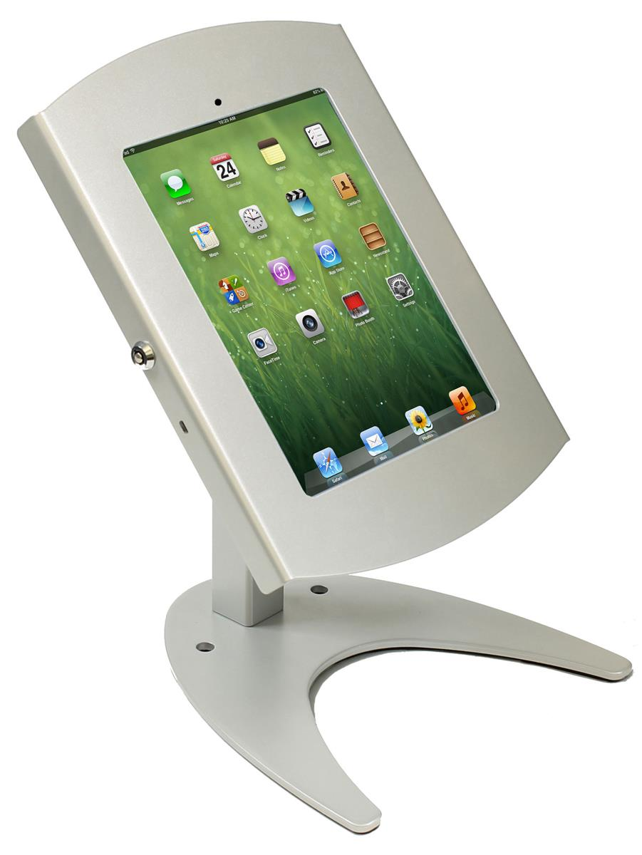 Ipad Countertop Stand Tablet Display For Counters