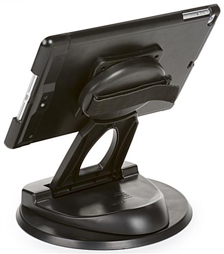 Handheld Ipad Air Case at Tilted Position