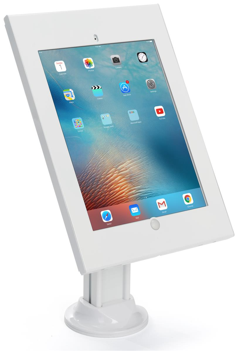 Apple Ipad Tablet Display Boltable Secure Base