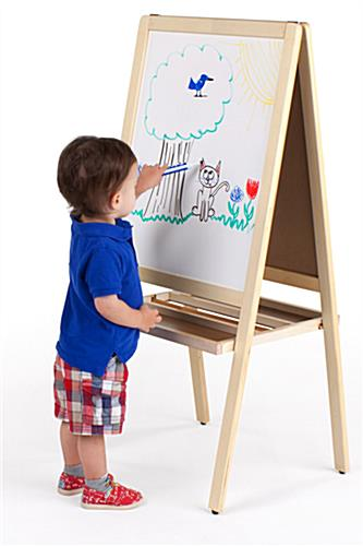 This Kids Art Easel Is In Stock And Ready To Ship Only