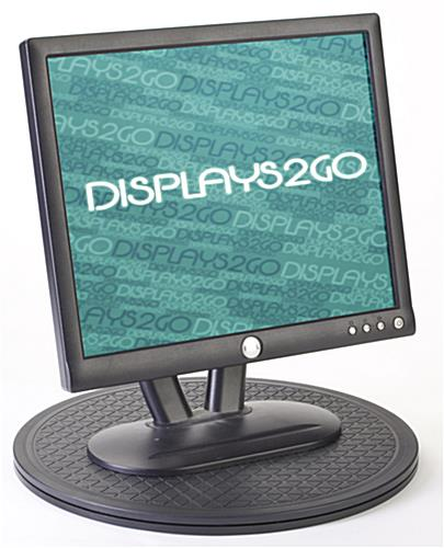 Flat Panel Monitor Turntable