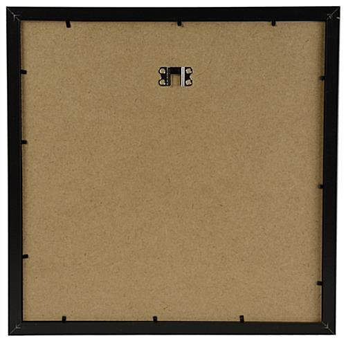 Black Square Matted Frame Holds 12x12 To 14x14 Images