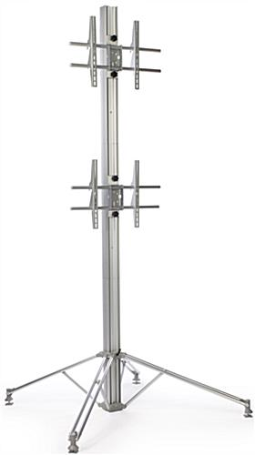 "LED 80"" TV Stands Include Travel Case! 10' Tall To Stand Above Crowd!"
