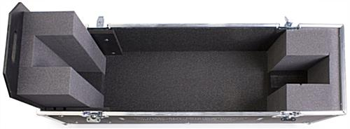 This Tv Stand Is A Laminated Plywood Carrying Case With