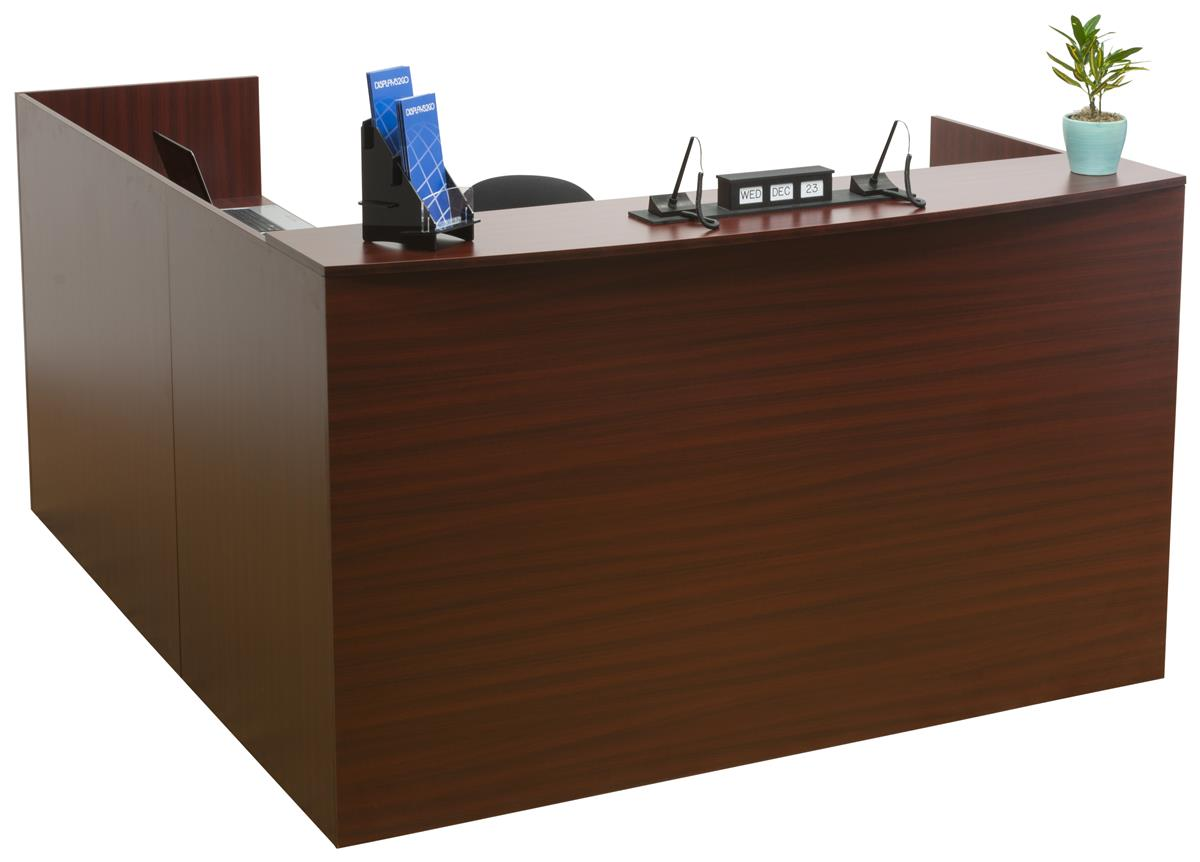 front office reception station l