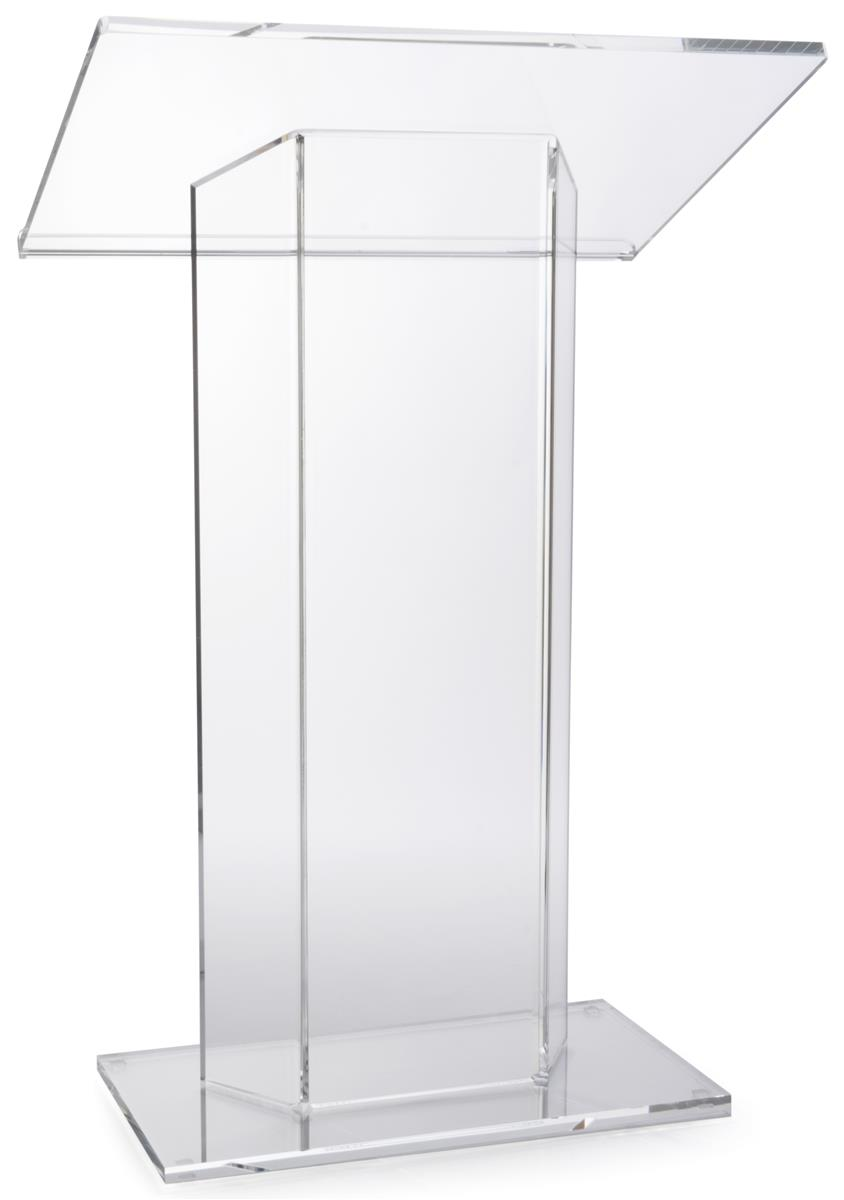 double wide top lectern
