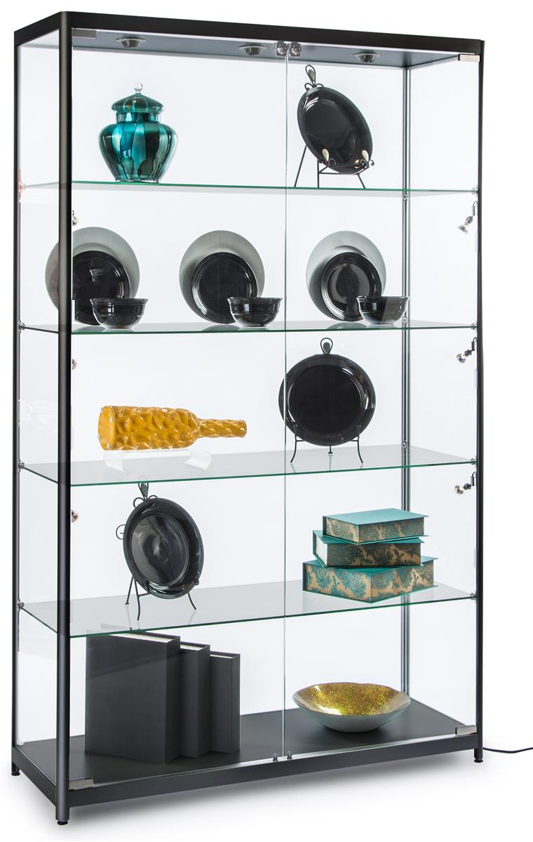 Modern Led Display Cabinet Electrical Cord With Switch