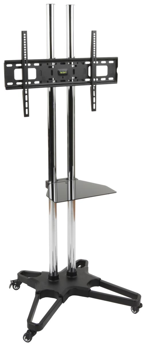 Adjustable Lcd Television Stands Built In Cable Management In Poles