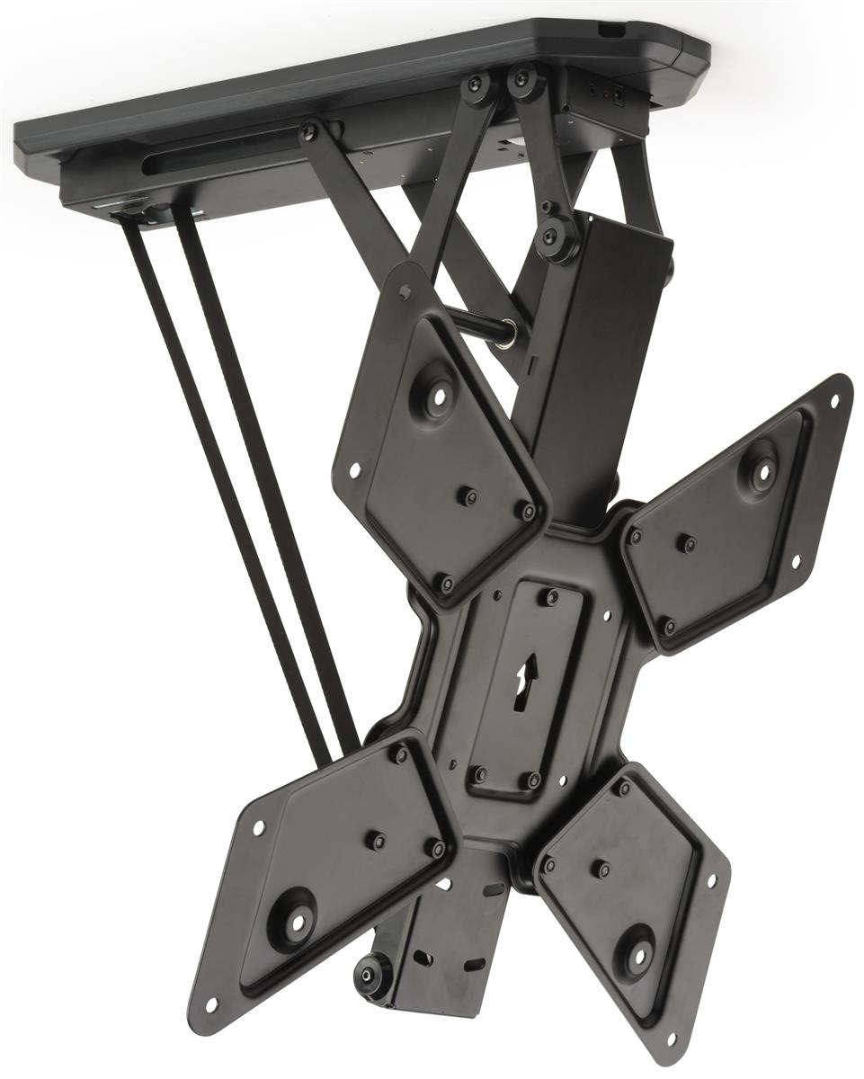 Lcd Ceiling Mount: Flip Down TV Ceiling Mount