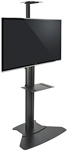 Flat Screen Stand For Business Commercial Media Cart