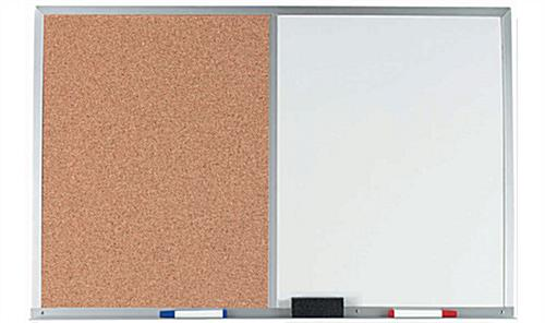 Dry Erase Boards with Aluminum Frames