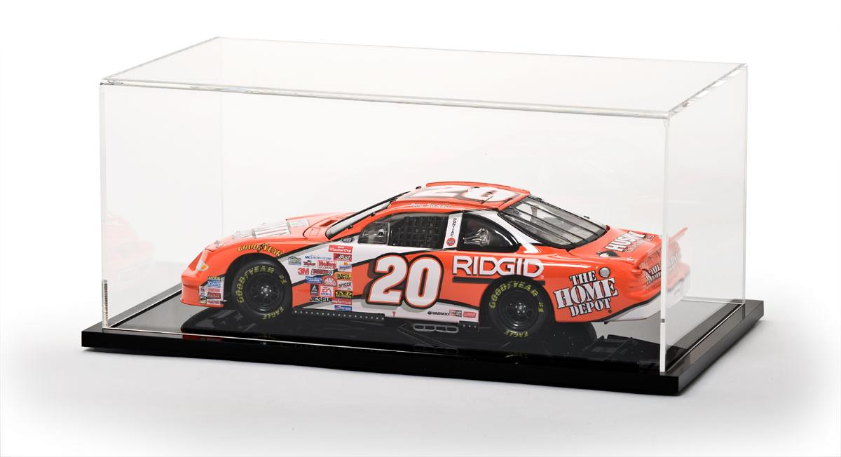 This Car Display Case Will Show The Diecast Or Hot Wheels