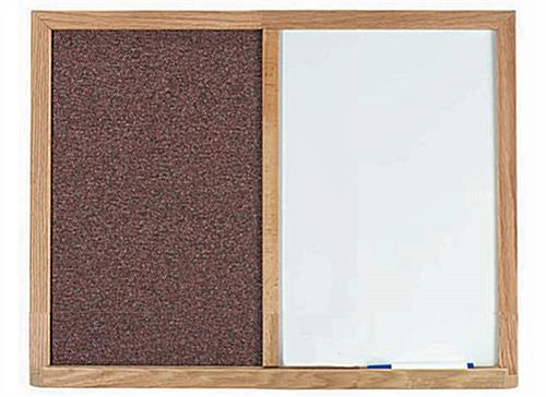 Combination Marker & Tack Board