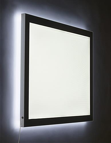 Magnetic Framed Light Boxes Led Display Boards