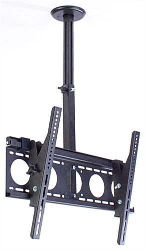 ceiling drop down tv morryde mount iso products
