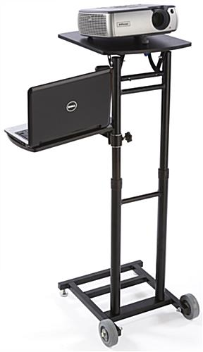 Adjustable Projector Stands Audio Visual Presentaion