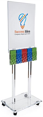 Display Stand for 22 x 28 Posters
