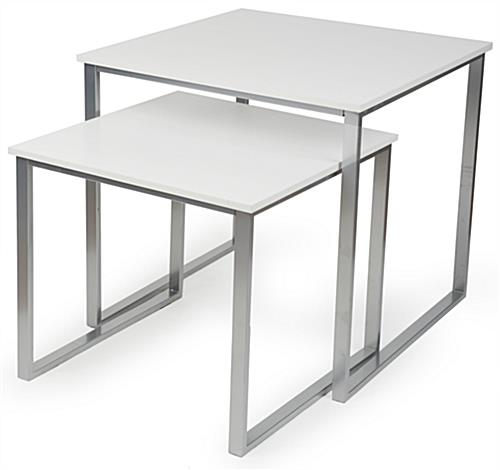 Retail Nesting Tables