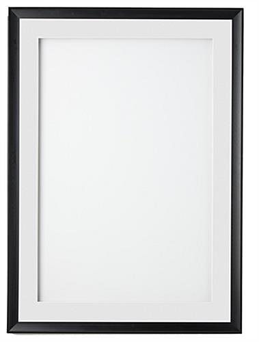 Black Picture Frame. Poster Case Black Picture Frame C - Churl.co