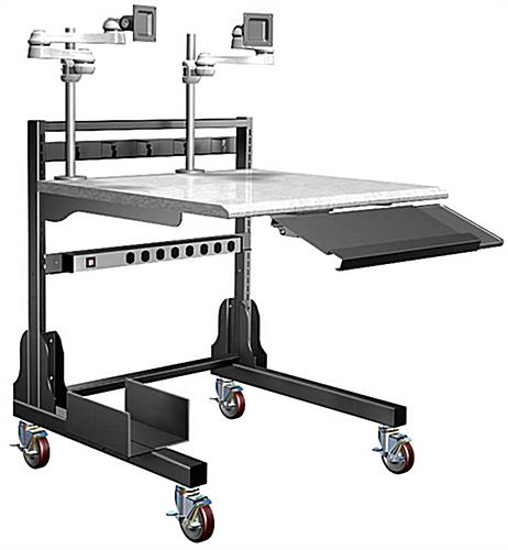 Radiology Workstation with 15' Power Cord