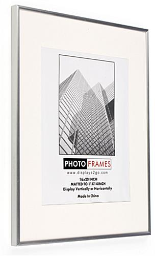 silver picture frame does not is not pewter or sterling silver plated - Wholesale Poster Frames