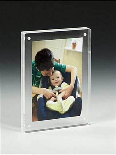 magnetic photo frames