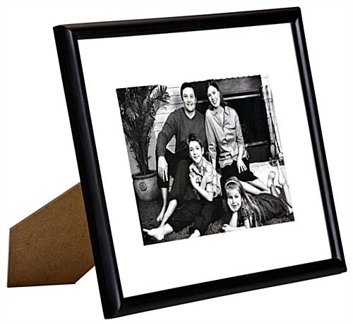 8x10 Matted Photo Frame Removable Matting