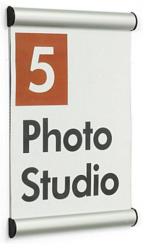 "Wall Sign: 8-1/2"" x 11"" Portrait Or Landscape"