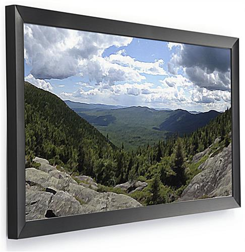 24x12 Panoramic Photo Frame | Includes Wall Mounting Wire