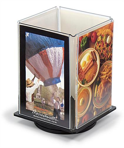 This Picture Frame Makes A Great Menu Holder! This Picture Frame Is ...