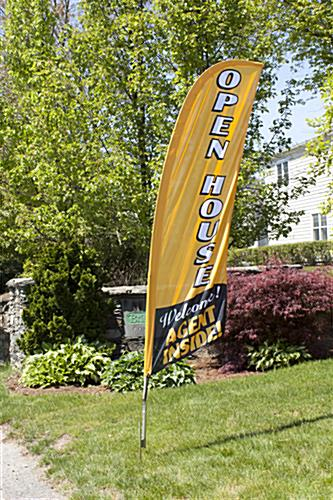 Open House Swooper Flag