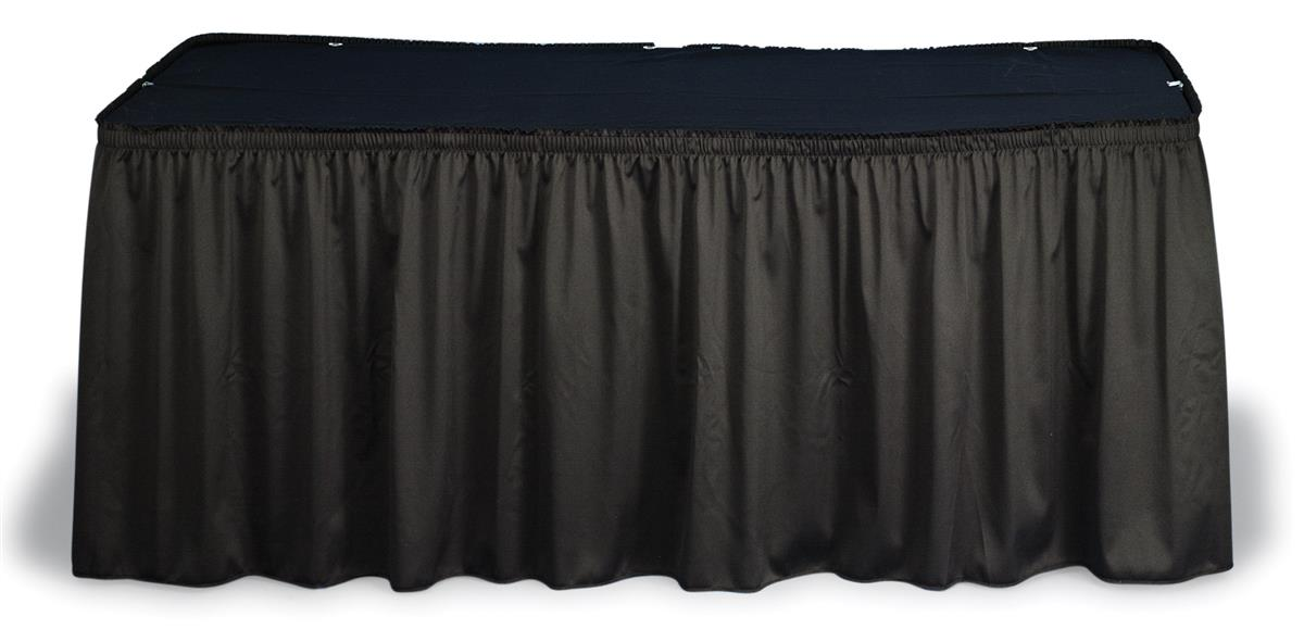 This Attractive Table Skirt Is One Of The Most Popular