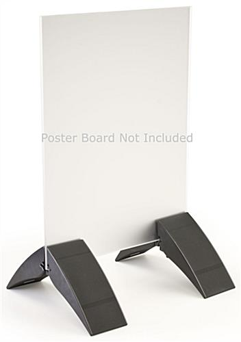 poster board sign clamps