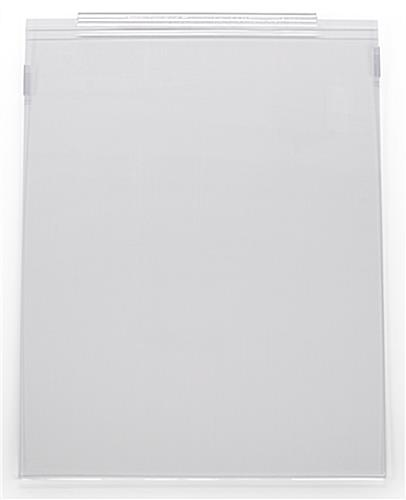 "Slatwall Acrylic Holder 22""w x 28""h Poster Frame"