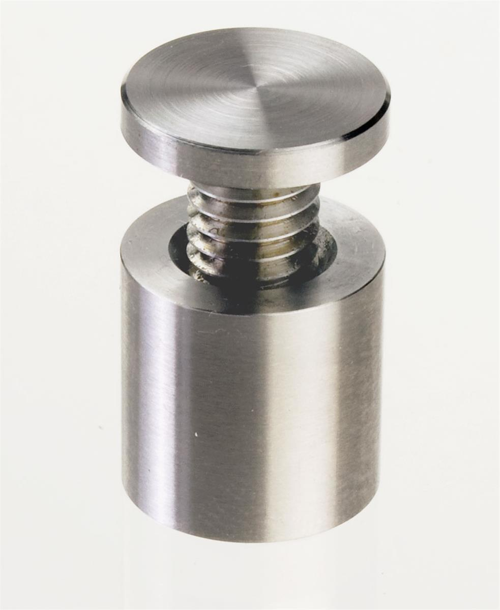 Stainless Steel Standoffs Affordable Metal Sign Mounts