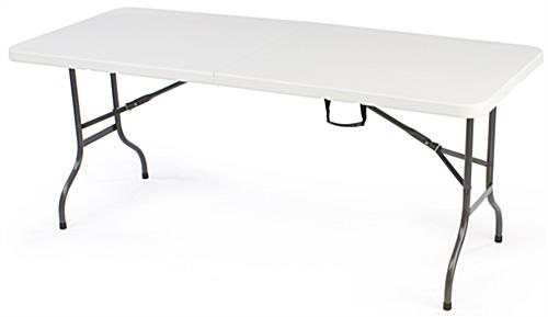 Included 6' Stretch Table Cover Set