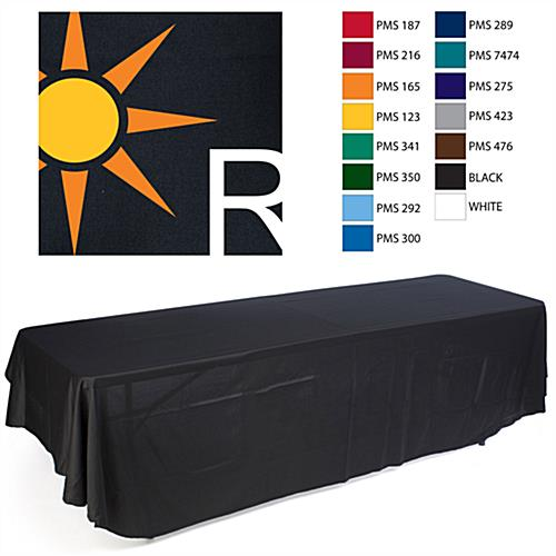 Table Cloth with Custom Imprint