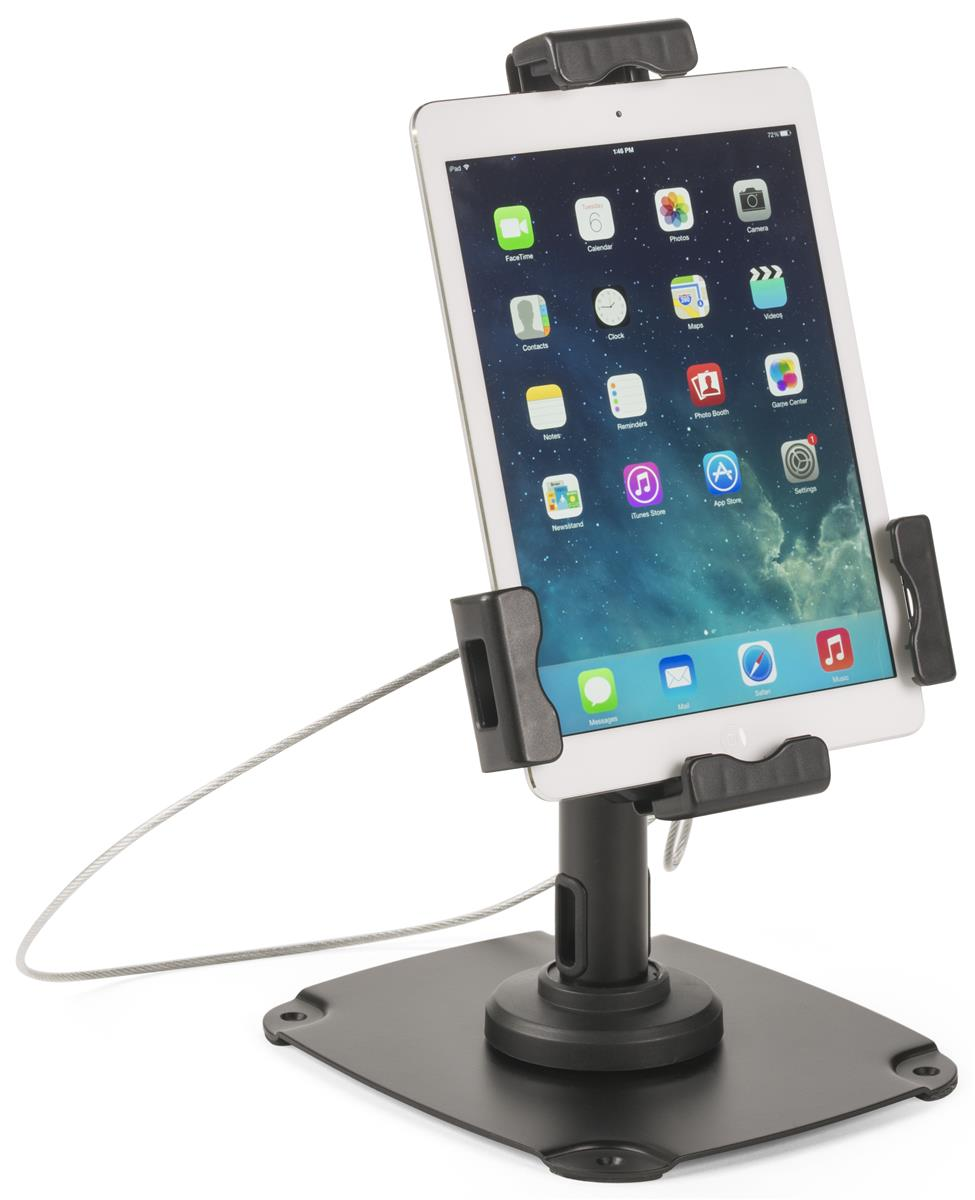Ipad Stand For Tabletop Or Wall Technology Kiosk W